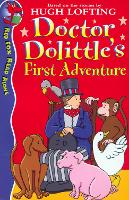 Cover for Dr Dolittle's First Adventure by Hugh Lofting, Alison Sage