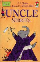 Cover for Uncle - Red Fox Summer Collection Uncle and Uncle Cleans Up by J. P. Martin