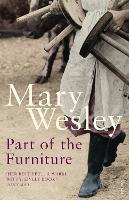Cover for Part Of The Furniture by Mary Wesley