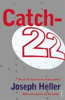 Cover for Catch-22 by Joseph Heller, Howard Jacobson