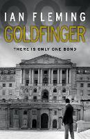 Cover for Goldfinger by Ian Fleming, John Cork