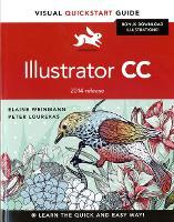 Cover for Illustrator CC  by Elaine Weinmann, Peter Lourekas