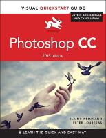 Cover for Photoshop CC  by Elaine Weinmann, Peter Lourekas