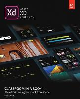 Cover for Adobe XD Classroom in a Book (2020 release) by Brian Wood
