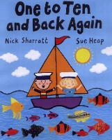 Cover for One to Ten and Back Again by Sue Heap, Nick Sharratt