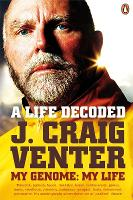 Cover for A Life Decoded  by J. Craig Venter