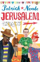 Cover for Jerusalem by Patrick Neate