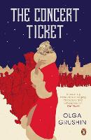 Cover for The Concert Ticket by Olga Grushin