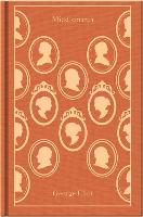 Cover for Middlemarch by George Eliot, Rosemary Ashton
