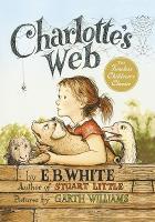 Cover for Charlotte's Web by E. B. White, Matt Jones