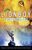 Cover for Lionboy: The Truth by Zizou Corder