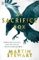 Cover for The Sacrifice Box by Martin Stewart