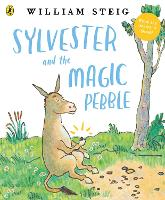 Cover for Sylvester and the Magic Pebble by William Steig