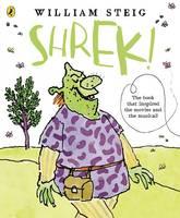 Cover for Shrek! by William Steig
