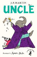 Cover for Uncle by J. P. Martin