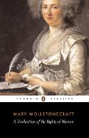 Cover for A Vindication of the Rights of Woman by Mary Wollstonecraft, Miriam Brody