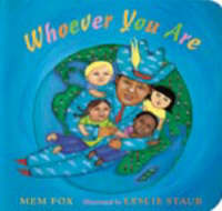 Cover for Whoever You are by Mem Fox