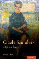 Cover for Cicely Saunders  by David Clark
