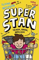 Cover for Super Stan by Elaine Wickson