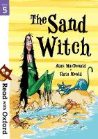 Cover for Read with Oxford: Stage 5: The Sand Witch by Alan Macdonald, Alison Sage