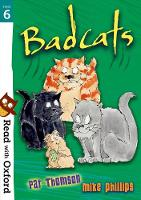 Cover for Read with Oxford: Stage 6: Badcats by Pat Thomson
