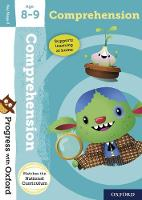 Cover for Progress with Oxford:: Comprehension: Age 8-9 by Fiona Undrill
