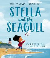 Cover for Stella and the Seagull by Georgina Stevens