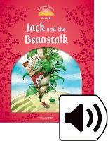 Cover for Classic Tales Second Edition: Level 2: Jack and the Beanstalk Audio Pack by Sue Arengo