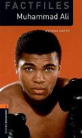 Cover for Oxford Bookworms Library: Level 2:: Muhammad Ali  by Andrea Sarto