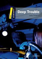 Cover for Dominoes: One: Deep Trouble Audio Pack by Lesley Thompson
