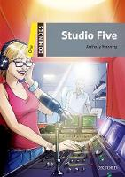Cover for Dominoes: One: Studio Five Audio Pack by Anthony Manning