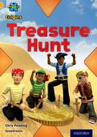 Cover for Project X Origins: Gold Book Band, Oxford Level 9: Pirates: Treasure Hunt by Chris Powling