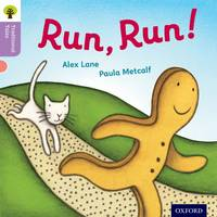 Cover for Oxford Reading Tree Traditional Tales: Level 1+: Run, Run! by Alex Lane, Nikki Gamble, Teresa Heapy