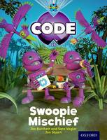 Cover for Project X Code: Falls Swoopie Mischief by Jan Burchett, Sara Vogler, Janice Pimm, Marilyn Joyce