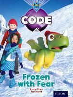 Cover for Project X Code: Freeze Frozen with Fear by Jan Burchett, Sara Vogler, Janice Pimm, Marilyn Joyce