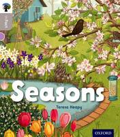 Cover for Oxford Reading Tree inFact: Oxford Level 1: Seasons by Teresa Heapy