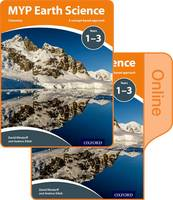 Cover for MYP Earth Sciences: a Concept Based Approach: Print and Online Pack by Mark Powers