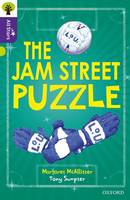 Cover for Oxford Reading Tree All Stars: Oxford Level 11 The Jam Street Puzzle Level 11 by Margaret Mcallister, Alison Sage
