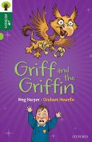 Cover for Oxford Reading Tree All Stars: Oxford Level 12 : Griff and the Griffin by Meg Harper