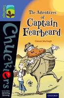 Cover for Oxford Reading Tree TreeTops Chucklers: Level 17: The Adventures of Captain Fearbeard by Ciaran Murtagh