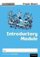 Cover for Read Write Inc. Fresh Start: Introductory Module by Gill Munton