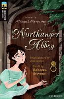 Cover for Oxford Reading Tree TreeTops Greatest Stories: Oxford Level 20: Northanger Abbey by Rebecca Stevens, Jane Austen