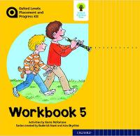 Cover for Oxford Levels Placement and Progress Kit: Workbook 5 Class Pack of 12 by Karra McFarlane