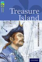Cover for Oxford Reading Tree TreeTops Classics: Level 17: Treasure Island by Robert Louis Stevenson, Alan MacDonald