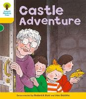 Oxford Reading Tree Level 5 Stories Castle Adventure By Roderick Hunt 9780198482475 Lovereading4kids