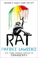 Cover for Rat by Patrice Lawrence