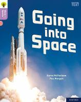 Cover for Oxford Reading Tree Word Sparks: Level 1+: Going into Space by Karra McFarlane