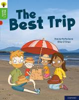 Cover for Oxford Reading Tree Word Sparks: Level 2: The Best Trip by Karra McFarlane
