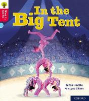 Cover for Oxford Reading Tree Word Sparks: Level 4: In the Big Tent by Becca Heddle