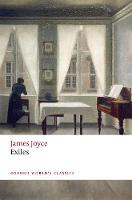 Cover for Exiles by James Joyce